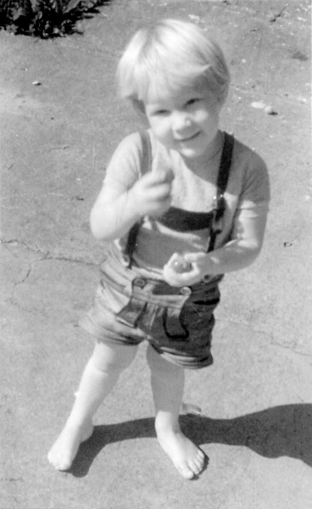 Matthias Strolz Kinderfoto